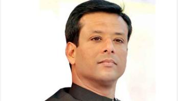 Joy becomes No. 1 member of Pirganj Awami League