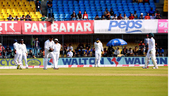 Bangladesh 150 all out in the first innings