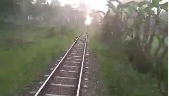 Man crushed under train in Gazipur