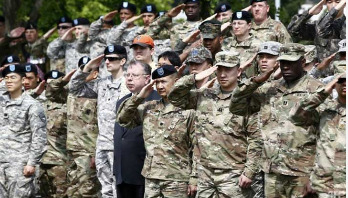 U.S. considers pulling up to 4,000 troops from South Korea
