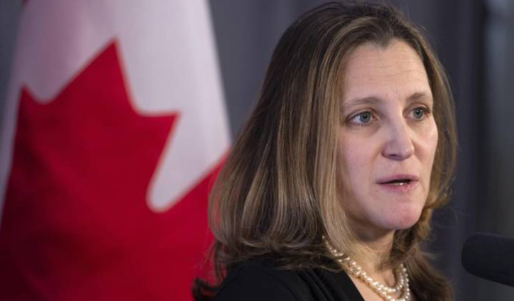 Canada supports genocide case against Myanmar