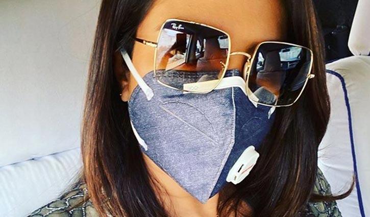 Priyanka worried about Delhi pollution
