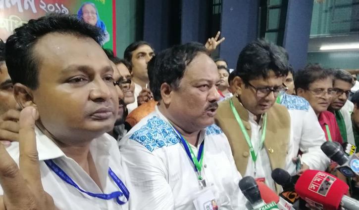 Nirmal, Babu made president, secy of Swechchhasebak league