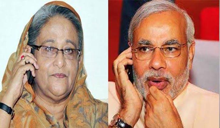 Modi invites Hasina to watch Test match