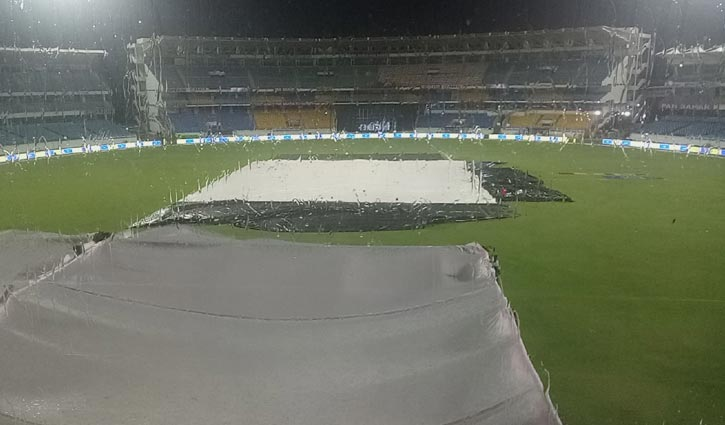 Cyclone threat looms over 2nd India-Bangladesh T20I