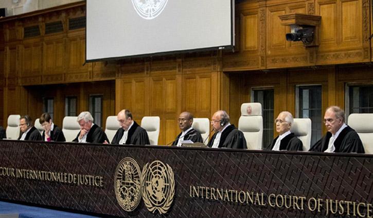 মিয়ানমারের বিরুদ্ধে আন্তর্জাতিক আদালতে গাম্বিয়ার মামলা