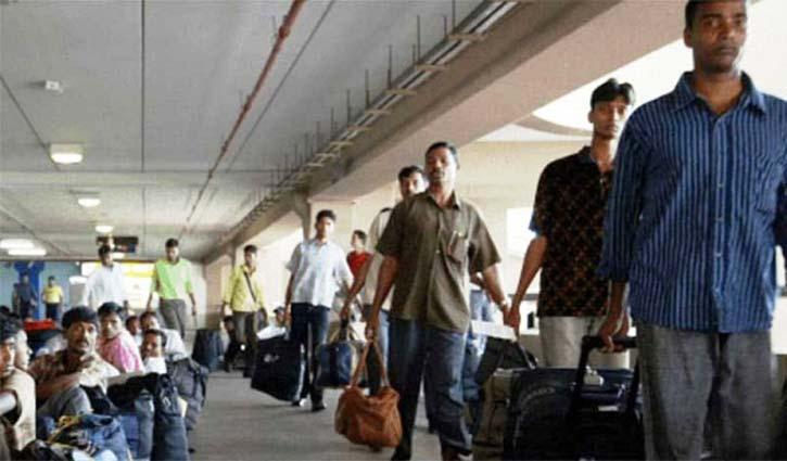 96 more workers return from Saudi Arabia