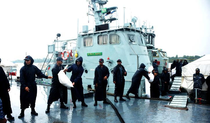 Cyclone Bulbul: 10 navy ships, medical team kept ready