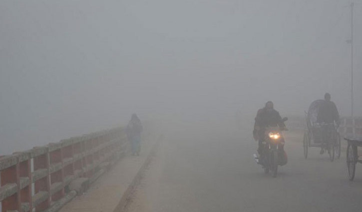 Cold wave predicted in December