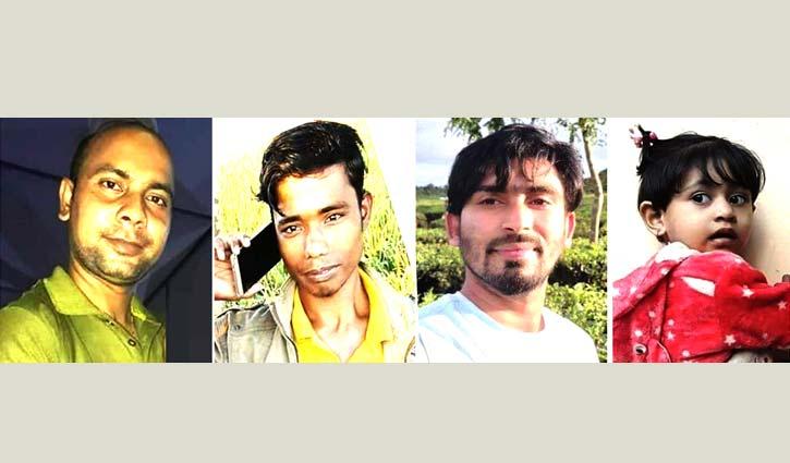 কসবার ট্রেন দুর্ঘটনা, হবিগঞ্জেরই ৭ জন নিহত