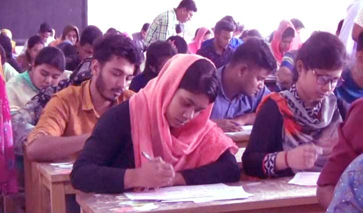 কুমিল্লা বিশ্ববিদ্যালয়ে ১ম বর্ষের ভর্তি পরীক্ষা শুরু