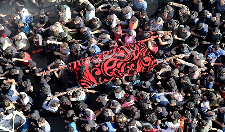 ইসরায়েলি হামলায় ইসলামিক জিহাদের কমান্ডার নিহত