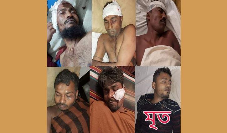 'Dacoit' beaten dead in Laxmipur