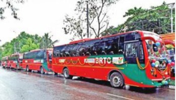 Eight educational institutions get BRTC buses