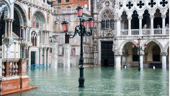 Italy declares emergency over Venice flooding