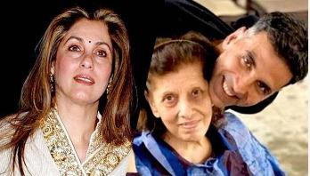 Dimple Kapadia's mother dies