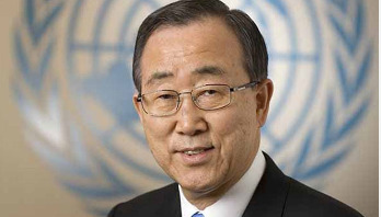 Ban Ki-moon to arrive in Dhaka on Friday