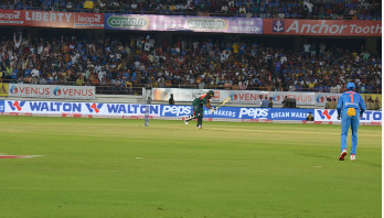 Rohit stars as India beat Bangladesh in 2nd T20