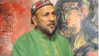 Artist Kalidas Karmakar dies