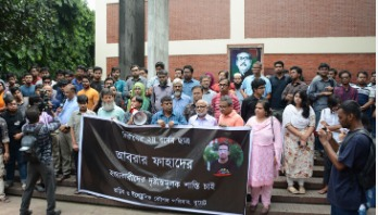 Ban on student-teacher politics in BUET demanded