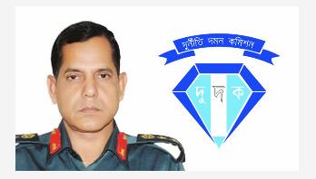 DIG Bazlur Rashid arrested