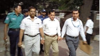 DIG prisons Bazlur Rashid sent to jail