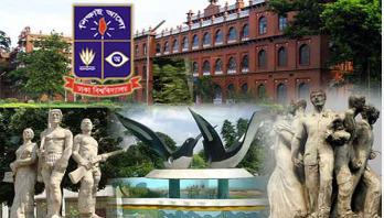 DU 'Ka', 'Cha' unit results on Sunday