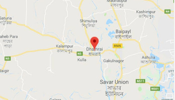 Body found in Dhamrai
