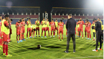 India name 23-man squad for FIFA World Cup Qualifier