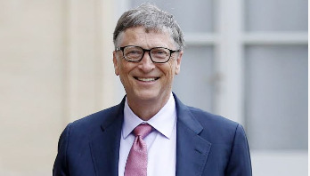 Bill Gates takes back number one spot on rich list