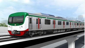 Two more metro rail lines to be built in Dhaka