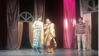 শনিবার মঞ্চে উঠবে 'ভদ্দরনোক'