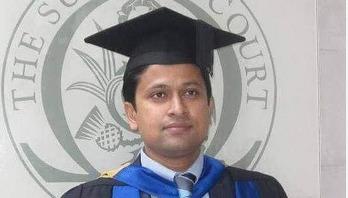 Rajiur Rahman new proctor of BSMRSTU