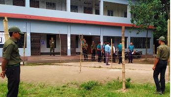 Voting underway in Rangpur-3
