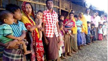 আরো ৫০৫০৬ রোহিঙ্গার তালিকা দিল বাংলাদেশ
