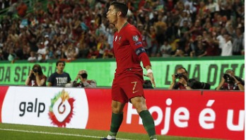 Ronaldo one step away from 700 career goals