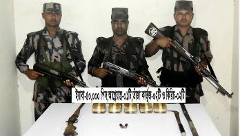 2 Rohingya 'drug traders' killed in Teknaf 'gunfight'