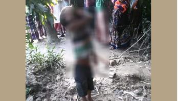5-year old child found brutally murdered