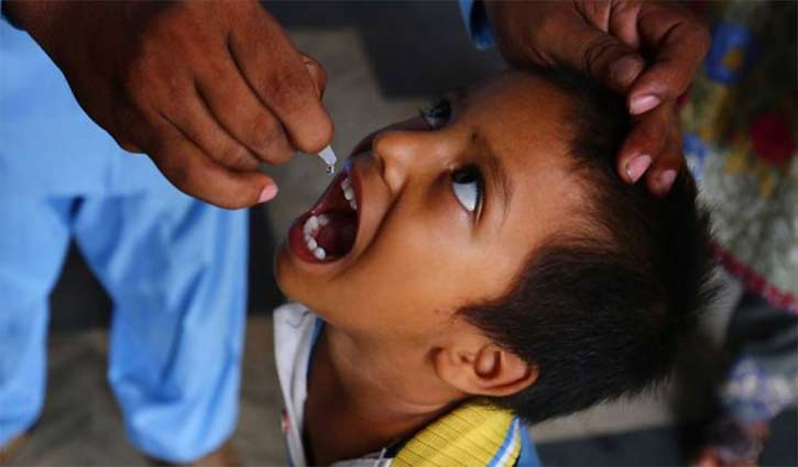Milestone in polio eradication achieved