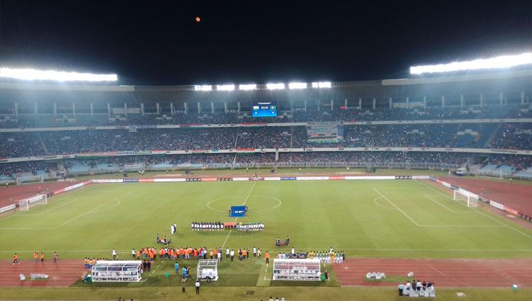 Bangladesh play 1-1 draw with India