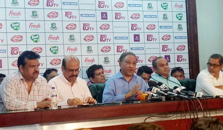 BCB sees conspiracy against country's cricket