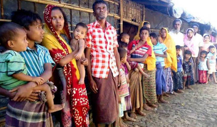 Bangladesh hands over list of 50,506 Rohingyas to Myanmar