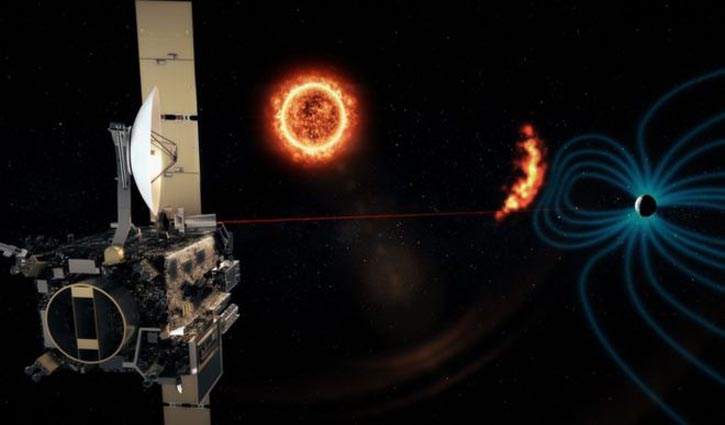 Europe eyes improved 'space weather' resilience
