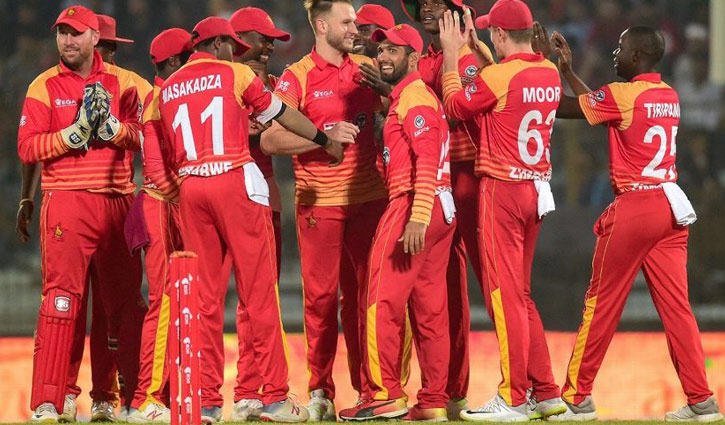 Zimbabwe readmitted as ICC member
