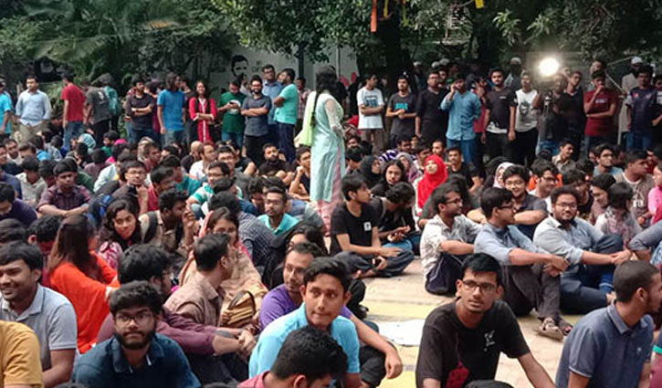 BUET protesters to take decision today