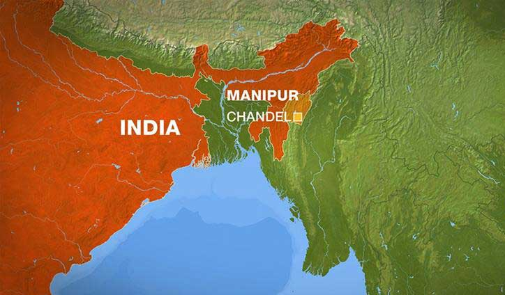 Indian Manipur separatists announce exiled government in UK
