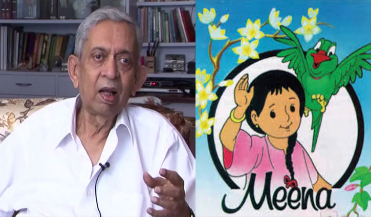 Creator of 'Meena Cartoon' Ram Mohan passes away
