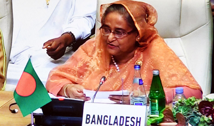 Safe return of Rohingyas to homeland is only solution: PM