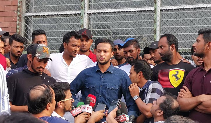 BCB to sit down with cricketers over 11-point demand today