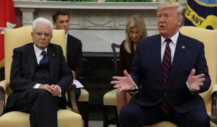 Turkey-Syria offensive 'not our problem: Donald Trump